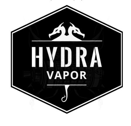 Panas 15/60ml by Hydra Vapor (ρούμι, φουντούκι, βανίλια, κρέμα βουτύρου, σοκολάτα)
