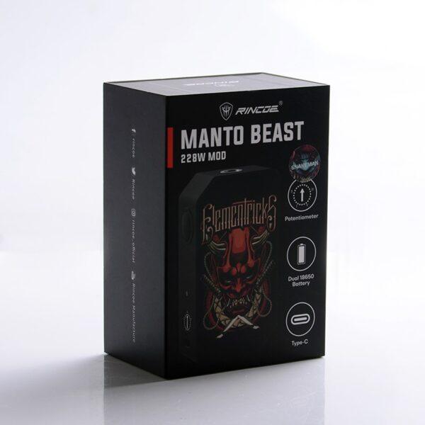 Rincoe Manto Beast 228W MOD