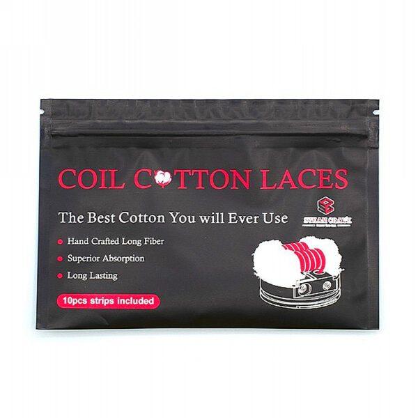 Βαμβάκι Steam Crave Cotton Laces 2.5 ID